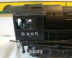 Rare, Railking One Gauge 4-6-4 J-3a Hudson Steam Engine New York Central #5405