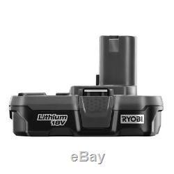 Ryobi 18 V One + Lithium-ion Sans Fil Airstrike 16-gauge 2-1 / 2 Pouce