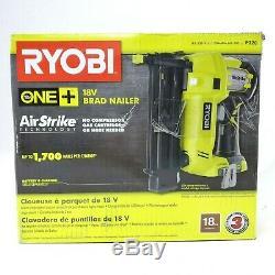 Ryobi 18-volt One + Sans Fil Airstrike 18 Gauge Cloueuse P320