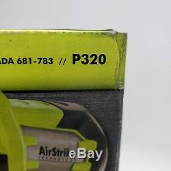 Ryobi 18-volt One + Sans Fil Airstrike 18 Gauge Cloueuse Withsample Nails P320