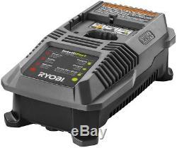Ryobi Brad Nailer One + Airstrike Lithium-ion 18 Gauge Sans Fil Avec Finition 16 Gauge