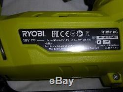Ryobi Cloueuse Enregistrée R18n18g-0 18-volt One + 18 Gouvert Nouveau Autre