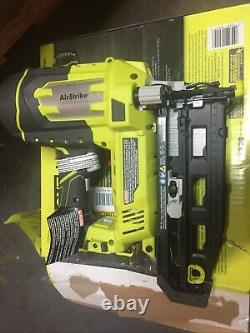 Ryobi One+ 18 Volts Cordless 16 Gauge Finish Nailer (bare Tool Only) P325