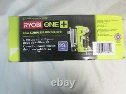 Ryobi One+ 18v Air Sans Fil Lithium-ionstrike 23-gauge 1-3/8 P318
