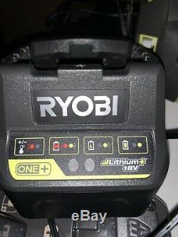 Ryobi One + 18v Sans Fil De Calibre 16 Cloueuse De Finition Modèle Kit # P325