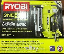 Ryobi One + 18v Volt P318 Outil Nu De Pince Sans Fil De Calibre 23 Uniquement