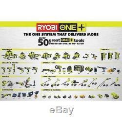 Ryobi One + Agrafeuse De Calibre 18 Couronne Sans Fil Agrafeuse Électrique Power1yrwaranty