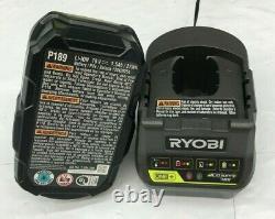 Ryobi P1854 18-volt One+ Airstrike Sans Fil Lithium-ion 18-gauge Brad Nailer