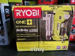 Ryobi P318 18-volt One+ Airstrike 23-gauge Cordless Pin Nailer (outil Seulement)