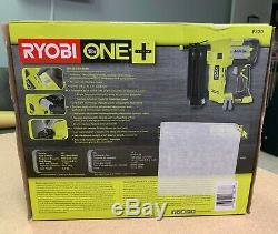 Ryobi P320 18 Volt One + Sans Fil Airstrike De Calibre 18 Cloueuse Outil Seulement Nouveau