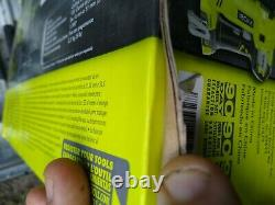 Ryobi P320 18v One+ Sans Cord Sans Fil Airstrike 18-gauge Brad Nailer Avec Batterie /chargeur
