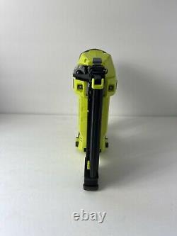 Ryobi P320vn 18-volt One+ Airstrike Sans Fil 18-gauge Brad Nailer (tool Seulement)