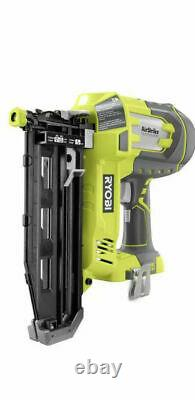 Ryobi P325 18-volt One+ Airstrike 16-gauge Cordless Straight Nailer (outil Seulement)