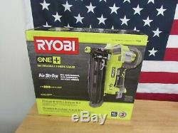 Ryobi P325 18-volt One + Airstrike 16-gauge Sans Fil Droite Cloueur (tool-only)