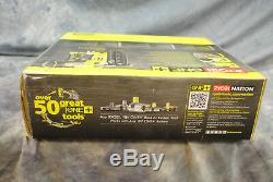 Ryobi P325 18-volt One + Airstrike 16-gauge Sans Fil Droite Cloueur (tool-only)