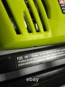 Ryobi P325 18-volt One+ Lithium-ion Cordless Airstrike 16-gauge Finish Nailer