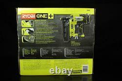 Ryobi P325 One+ 18v Batterie Lithium-ion Alimenté Cordless 16 Gauge Finish Nailer