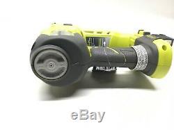 Ryobi P360 18v One + Sans Fil Airstrike 18 Narrow Gauge Agrafeuse Lot 0858