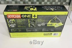 Ryobi P591 18v One + Calibre 18 Décalage De Cisaillement (outil Seulement)