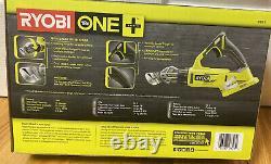 Ryobi P591 One + 18v 18 Gauge Offset Feuille Scie À Métaux Cisaillement (bare Outil) New