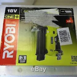 Ryobi R18n18g-0 One + Calibre 18 Cloueuse Nouveau