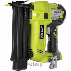 Ryobi R18n18g One+ 18v Cordless 18 Gauge Nail Gun Pas De Batteries