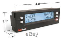 Scan Gauge 2 (ii) 3 In One Computer Automotive Outil D'analyse / Ordinateur De Voyage