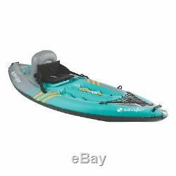 Sevylor Quikpak K1 Une Seule Personne Kayak Configuration 5 Minutes De Calibre 21 Construction Pvc