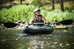 Sevylor Quikpak K5 Une Seule Personne Kayak Durable Matériau Pvc Calibre 24