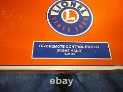 Vintage Lionel Commute Control Switch One Left O Gauge Train Freight Car #6-5166
