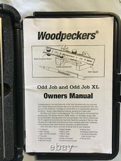Woodpeckers Odd Job Oj-in Outil Unique