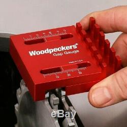 Woodpeckers Tools One Time Tool Gauge Et Mini Gauge Set